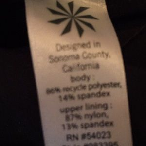 Athleta Dresses - Athleta Black strapless/shelfbra/attached belt tie